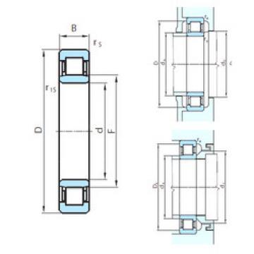 Bearing NU29/1000 PSL