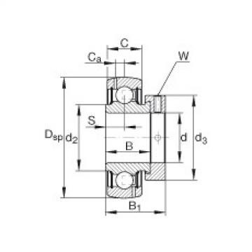 Bearing GRA014-NPP-B-AS2/V INA