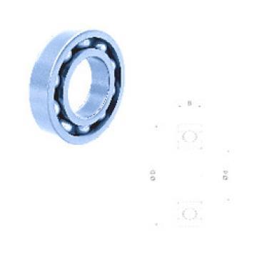 Bearing 61904-2RS Fersa