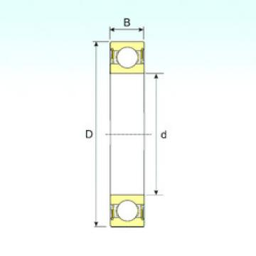 Bearing 61904-2RS ISB