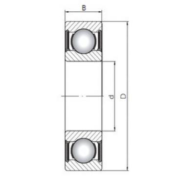 Bearing 61904-2RS CX