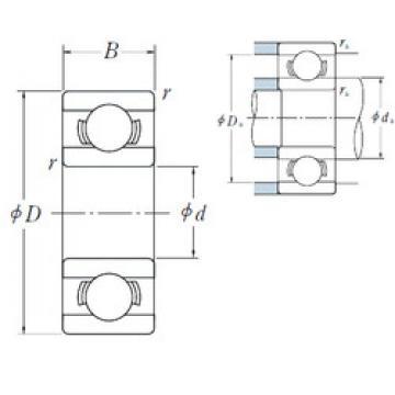 Bearing 638 ISO