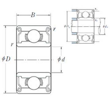 Bearing 637ZZ ISO