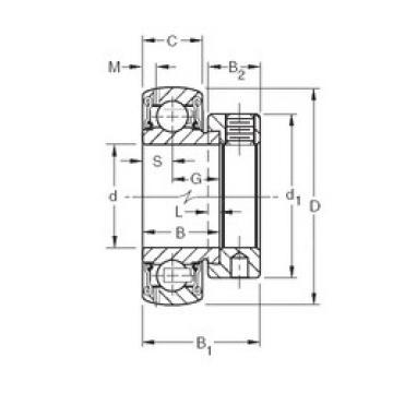 Bearing GRA010RRB Timken