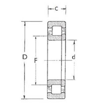 Bearing NUP2215 FBJ