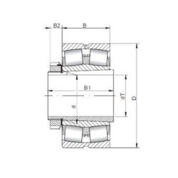 Bearing 239/670 KCW33+H39/670 CX