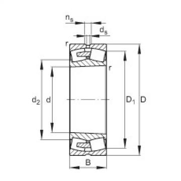 Bearing 23264-E1A-K-MB1 FAG
