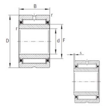 Bearing NKI95/26-XL INA