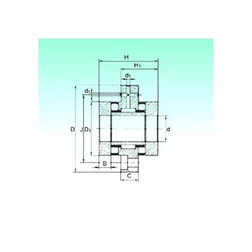 ZARF 55145 TN NBS Complex Bearings