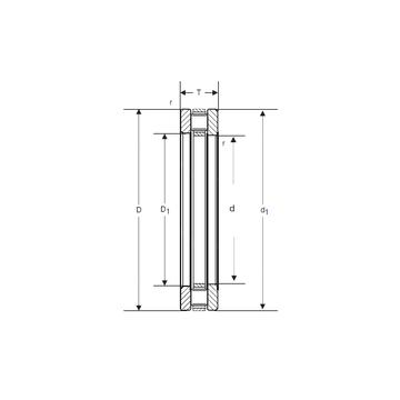 81110 SIGMA Thrust Roller Bearings